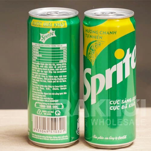 SPRITE CAN 300 ML